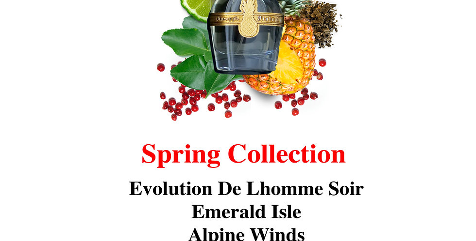 Spring Collection Limited Edition Sample Sets