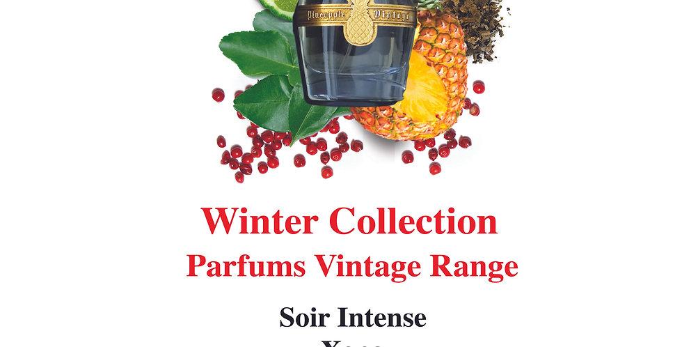 Set 2 - Winter Collection Parfums Vintage Range -  Limited Edition Sample Sets