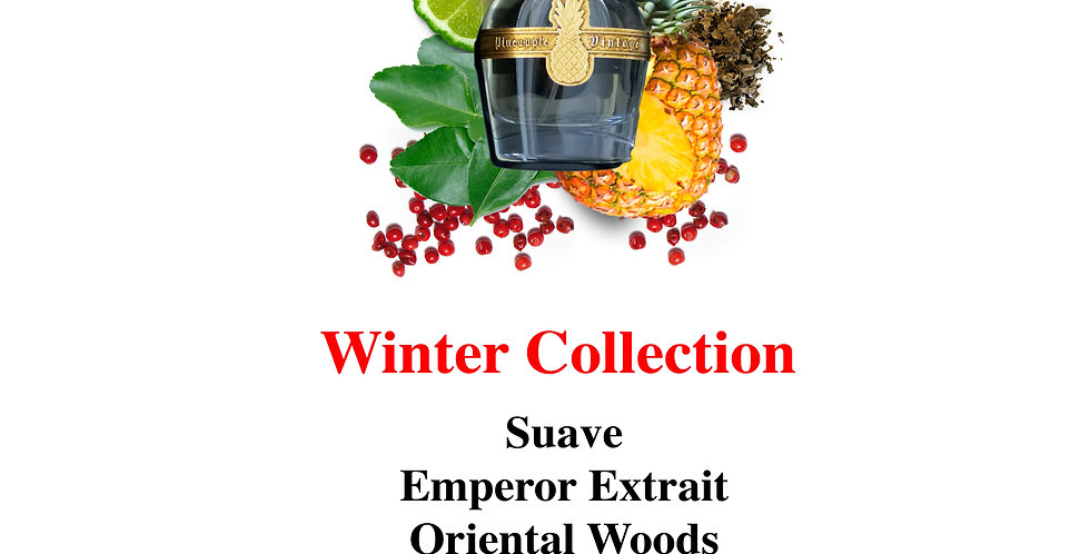 Winter Collection Limited Edition Sample Sets