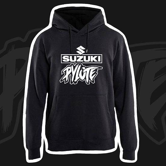Sweat capuche Suzuki