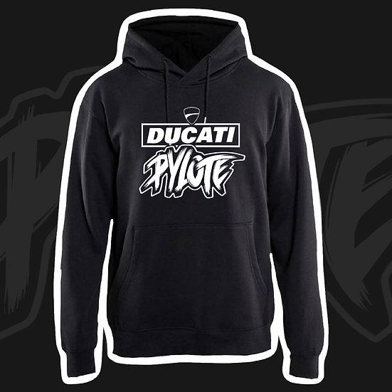 Sweat capuche Ducati Pylote