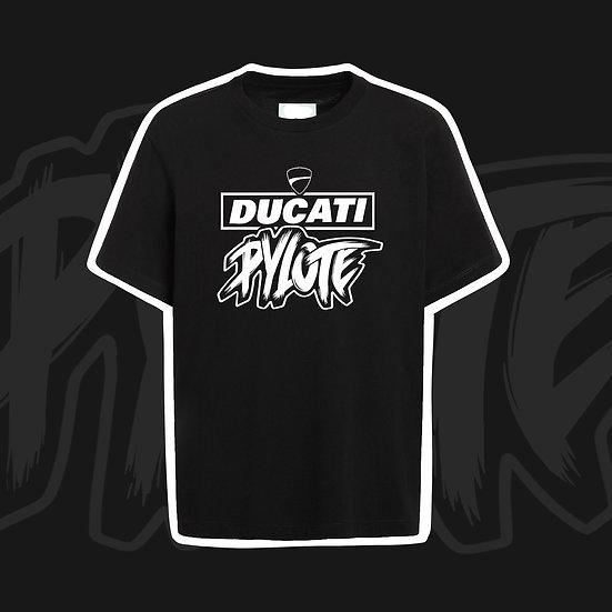 Teeshirt Ducati Pylote