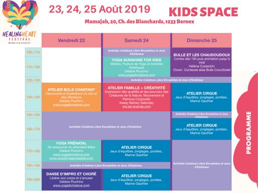 Healing HeART Festival_KIDS SPACE