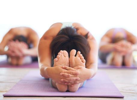 Bli med på yoga - nyhet