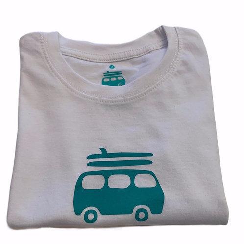 Kids T-Shirt White