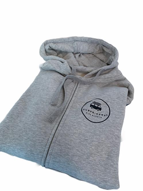 Zip Sweatshirt Grey