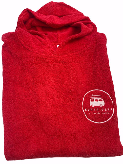 Poncho Red