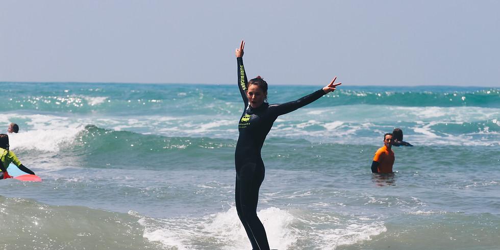 Free Webinar - Training for Surfers I