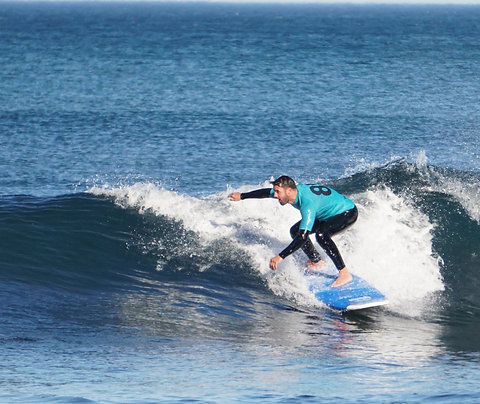 TRAINING FOR SURFERS 2 ONLINE SESSIONS PER WEEK