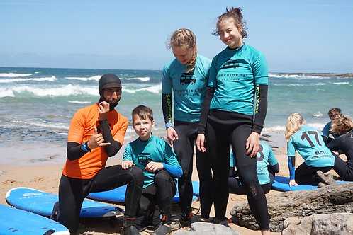 KIDS - WetSuit 4.3 Surf School