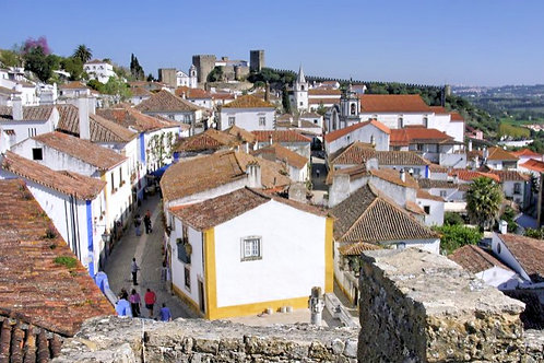 Fátima, Nazaré, Óbidos and Peniche