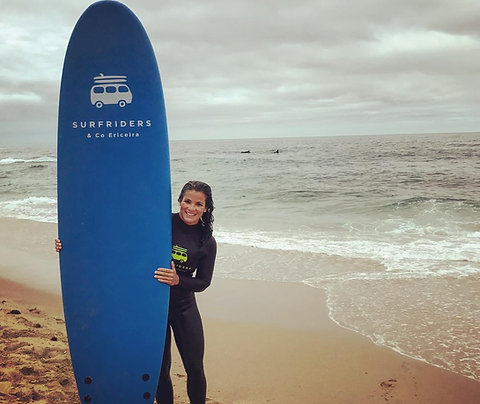 SURF COURSE FOR BEGINERS