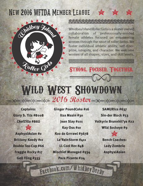 Wild West Showdown 2016