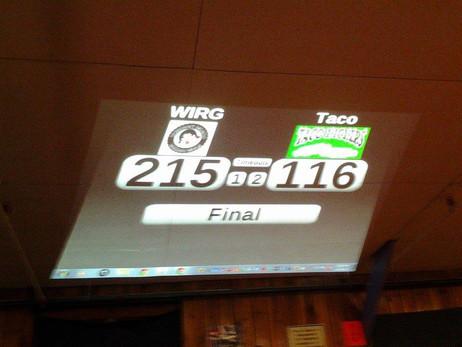 March 8th, 2014 | vs. Taco Kickers