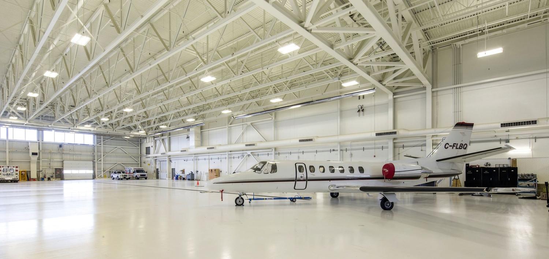 Airport Hangar