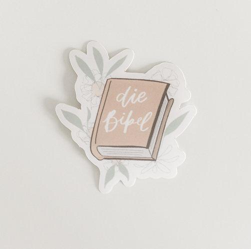 die Bibel – Sticker