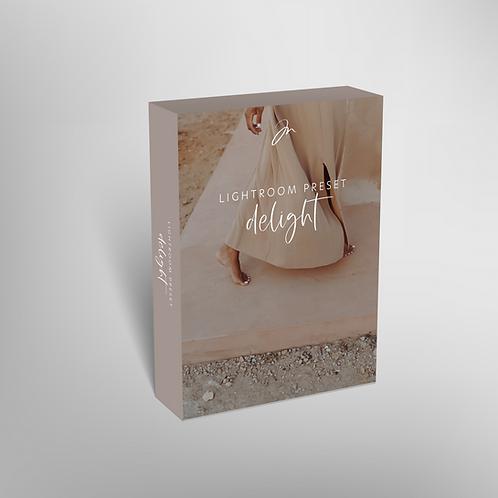 Delight Lightroom Preset