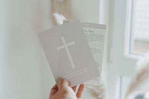 GOOD NEWS – Evangeliumskarte
