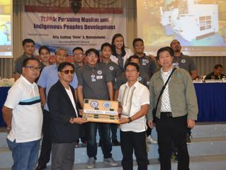 RTC-Baguio receives P142M machining equipment