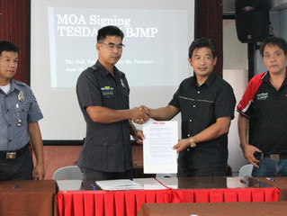TESDA, BJMP ink MOA for reintegration of PDLs