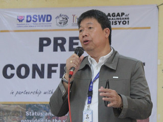 Ompong victims in Itogon top priority for TESDA grants says chief