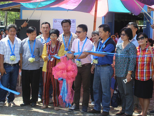 Agri-tourism school opens in Ifugao