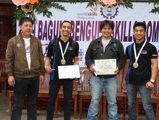 RTC-Baguio wins 2 golds in provincial skills competition