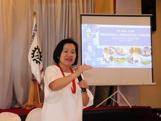 TESDA-CAR holds Regional Industry Forum