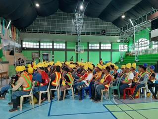 TESDA steps up training support for 'Build, Build, Build' program, trains 225 IPs in Benguet