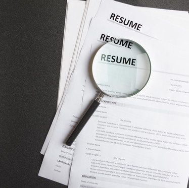 Leveraging your Personal Brand to Create a Resume that will get Noticed