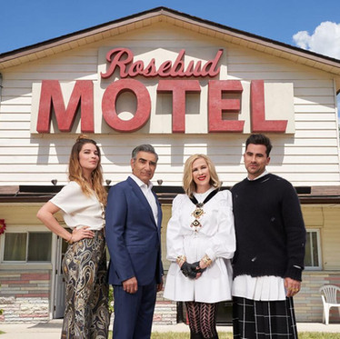 What does personal branding have to do with Schitt's Creek? The answer in one word: EVERYTHING.