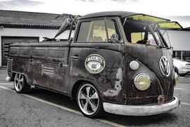 VW Combo Pickup