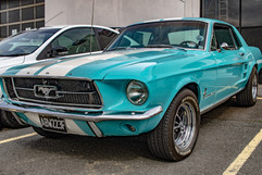 Ford Mustang - Classic
