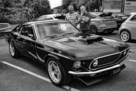 Ford Mustang Generation
