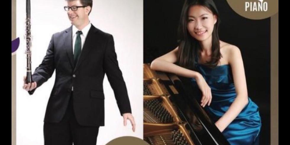 Guest Artist Recital: Jesse Krebs and Hyejin Cho