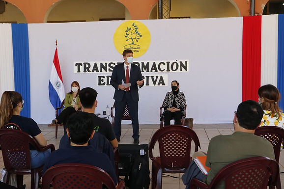 Presentan diagnóstico de la educación en encuentro con organizaciones de la sociedad civil