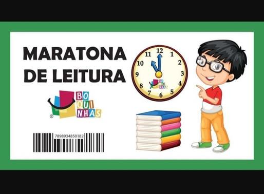 Brincando e Aprendendo Parte 4: Maratona de Leitura