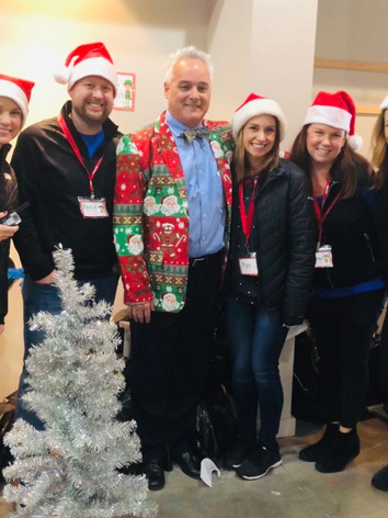 EXPOW Toys for Tots Drive