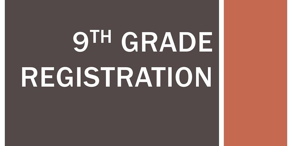 8th Grade Registration Nights