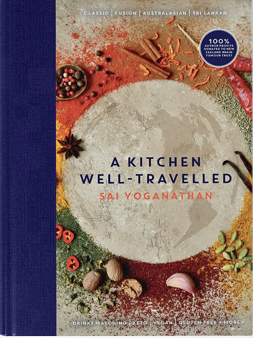 A Kitchen Well Travelled by Sai Yoganathan