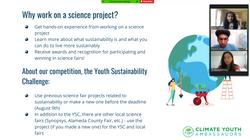 July Science Project Presentation