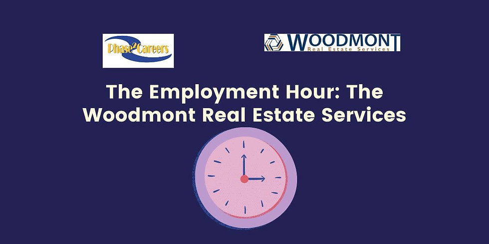 The Employment Hour: Woodmont Real Estate Services -Presented-Irene Lambly
