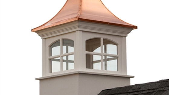 Cupolas and Weathervanes