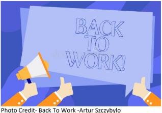 RETURNING TO WORK AFTER CARETAKING By Barbara Gough, CCTC