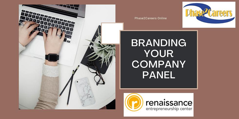 Branding Your Business Panel
