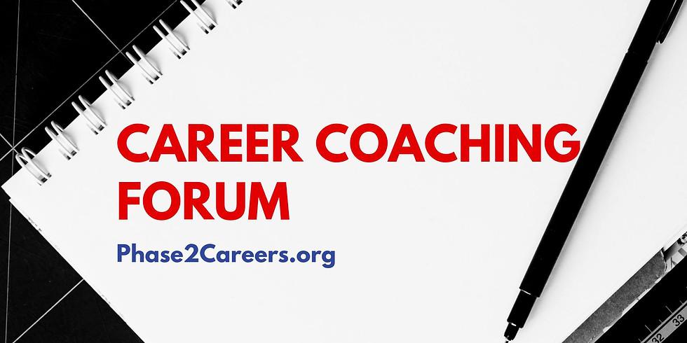 Career Coaching Forum
