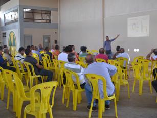 Instituto CICAA realiza ciclo de debates sobre piscicultura no Território de Irecê