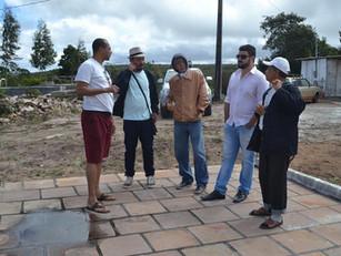 Instituto CICAA visita a Rede Aurora – Estação Porto Príncipe, na zona rural de Iraquara/BA.