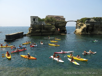 Gaiola Kayak Day 2013