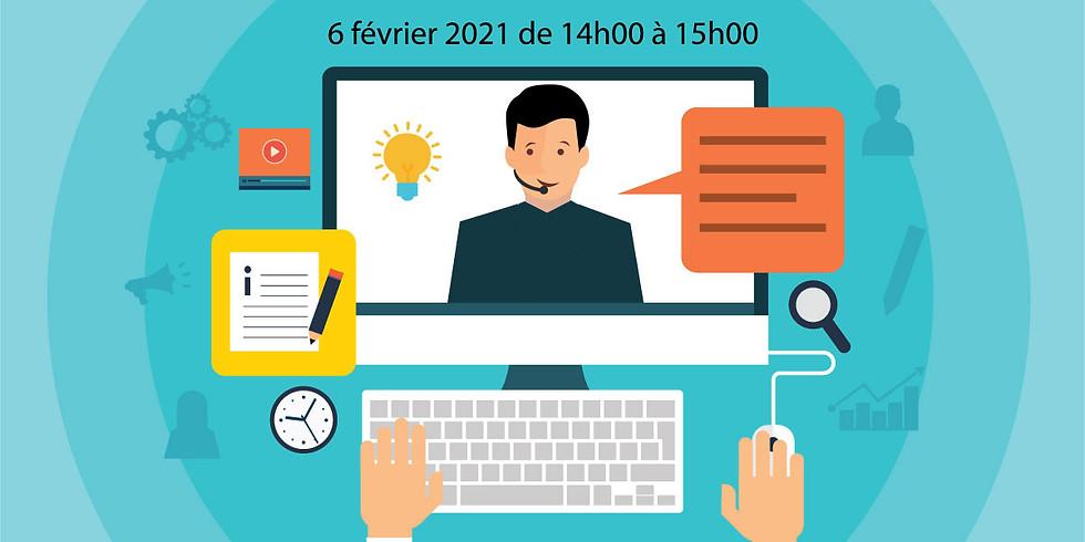 JPO virtuelle - présentation Rentrée en 1ère année